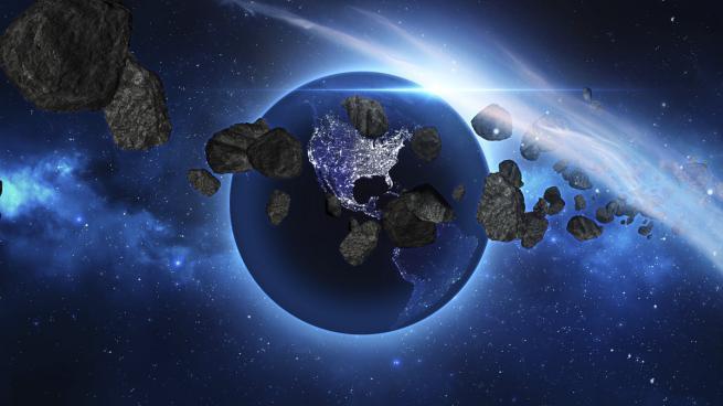 درک مطلب سطح متوسط ۲ (B2) به همراه تمرین Asteroids