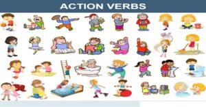 لغات پایه زبان انگلیسی - فعل ها به انگلیسی (Actions)