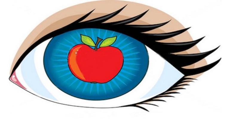 معنی فارسی اصطلاح: Be the apple of one's eye