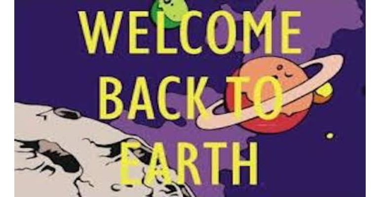 معنی فارسی اصطلاح: Bring someone back down to earth