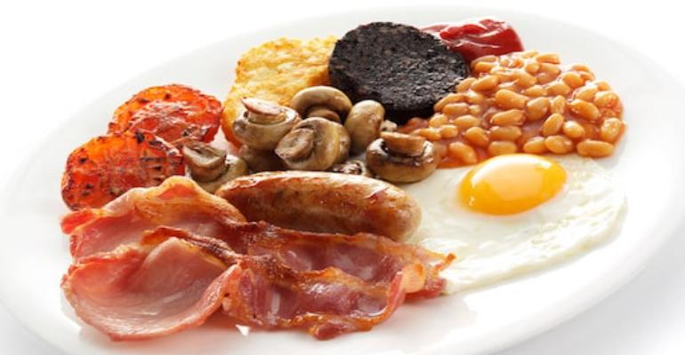 1لغات پایه زبان انگلیسی -غذا به انگلیسی (Food in Britain)(1)