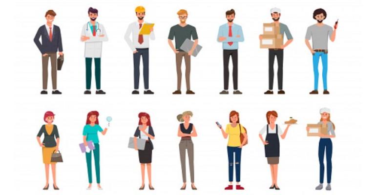 اصطلاحات پرکاربرد برای پرسش درباره شغل و مشاغل افراد
