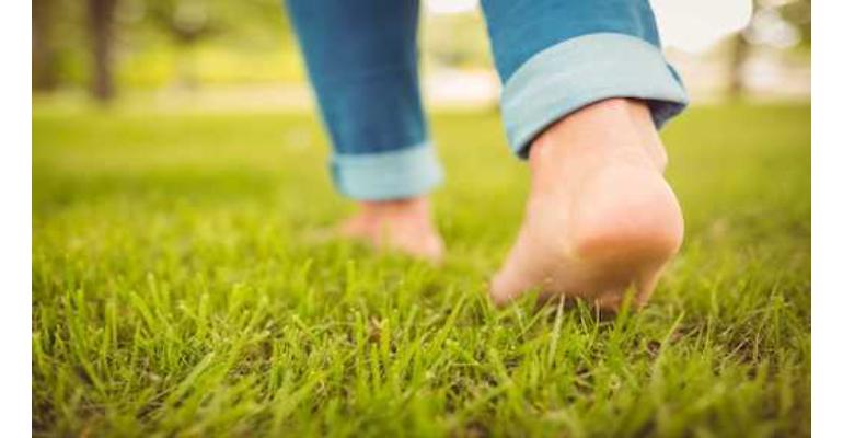 معنی فارسی اصطلاح: Keep someone's feet on the ground