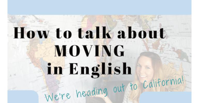 لغات پایه زبان انگلیسی -حرکت به انگلیسی ( Moving)