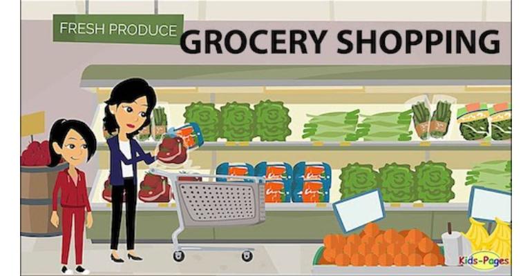 لغات پایه زبان انگلیسی -خرید کردن به انگلیسی (Shopping)
