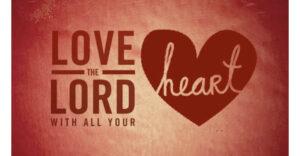 معنی فارسی اصطلاح: To love with all your heart and soul