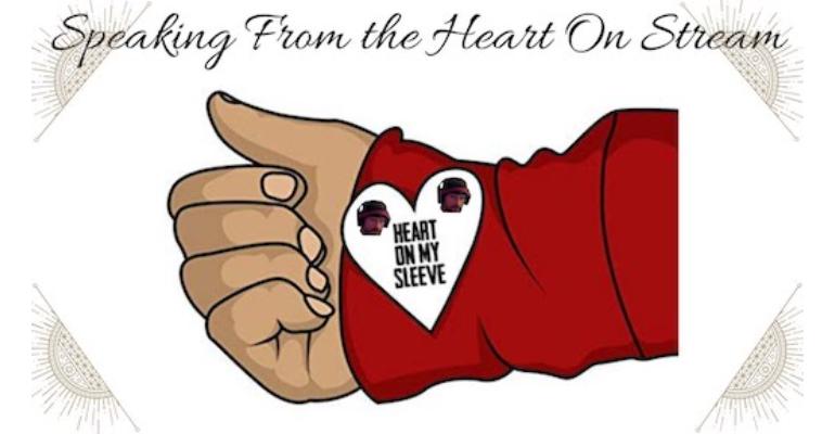 معنی فارسی اصطلاح: Wear your heart on your sleeve
