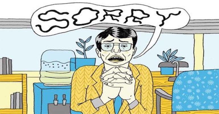 اصطلاحات پرکاربرد برای ابراز پشیمانی به زبان انگلیسی