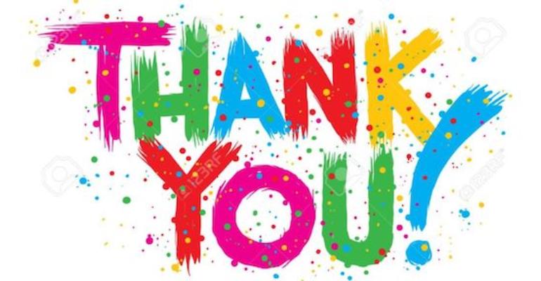 اصطلاحات رایج برای تشکر و سپاس در انگلیسی